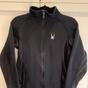 Size M 10//12 Boys NWT Spyder Kids Outbound Stryke Jacket Sweatshirt Sweater